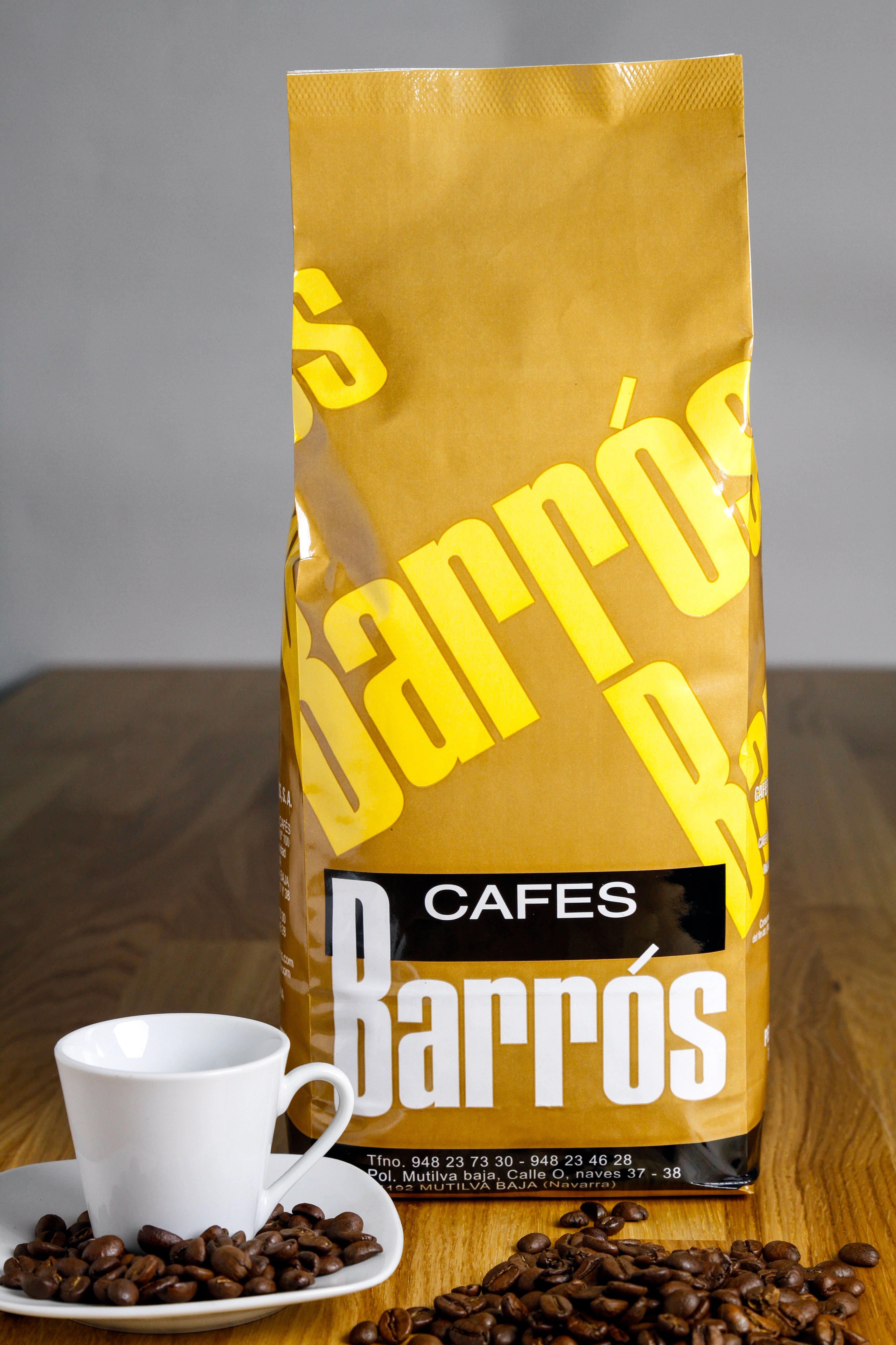 café en grano 100% natural extra suave